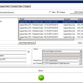 OnlyStore – Outlook-Postfacharchivierung inkl. Anlagen als PDF oder DOC