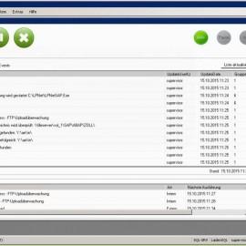 Eventmanager – automatisierte zeitgesteuerte Prozesse steuern und monitoren
